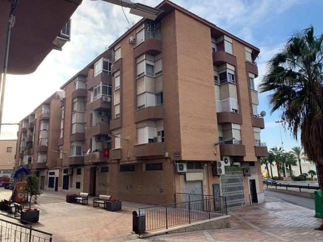 Piso en venta en Molina de Segura, Murcia, Calle Mediterraneo, 47.000 €, 2 habitaciones, 54 m2