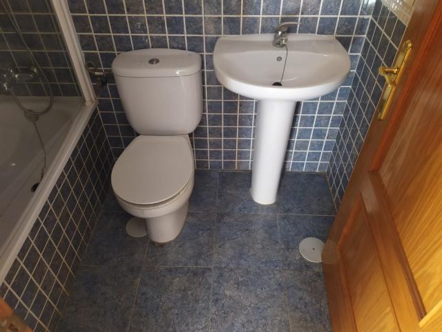 Piso en venta en Piso en Quintanar de la Orden, Toledo, 41.000 €, 1 habitación, 1 baño, 45 m2
