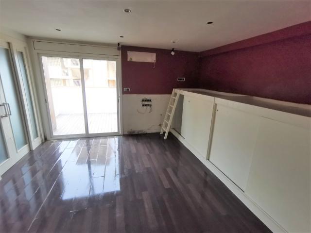 Piso en venta en Sant Pere de Ribes, Barcelona, Calle Pujadas, 104.500 €, 1 habitación, 1 baño, 50 m2