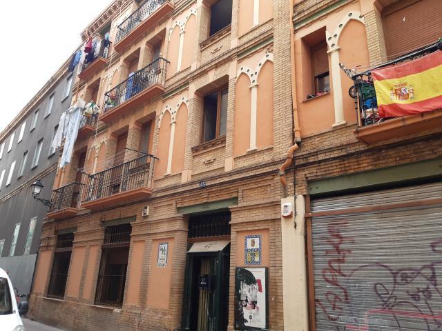 Piso en venta en San Pablo, Zaragoza, Zaragoza, Calle San Pablo, 55.000 €, 3 habitaciones, 1 baño, 78 m2