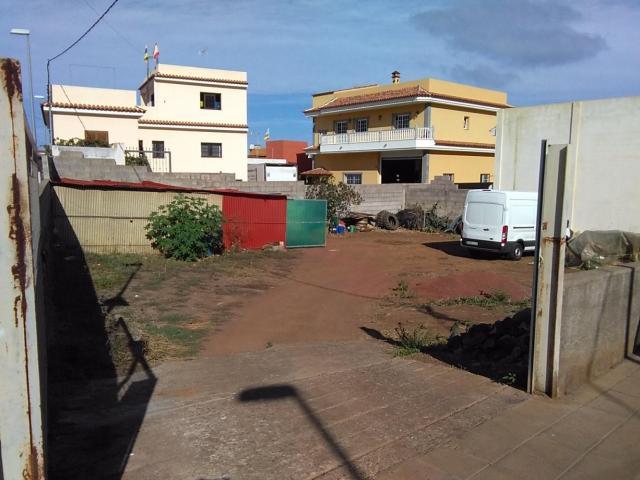 Suelo en venta en Tejina, San Cristobal de la Laguna, Santa Cruz de Tenerife, Calle Catalina, 210.000 €, 5042 m2