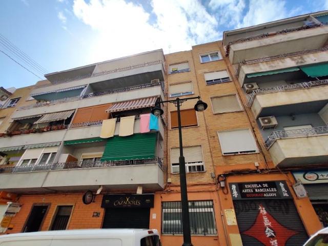 Piso en venta en Zona Nord, Alcoy/alcoi, Alicante, Calle Terrasa,, 56.000 €, 4 habitaciones, 94 m2