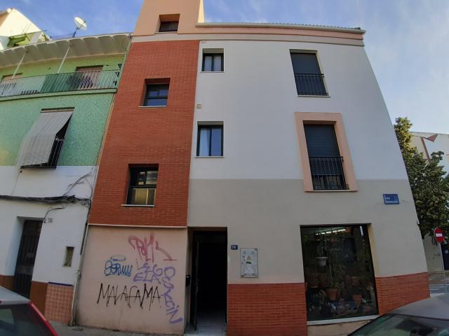 Piso en venta en Centro, Málaga, Málaga, Calle Trinidad, 119.300 €, 1 habitación, 1 baño, 59 m2