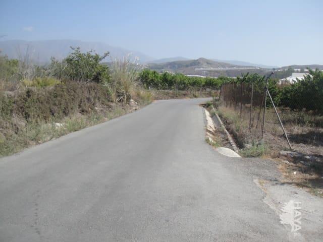 Suelo en venta en Motril, Granada, Camino Zorreras (de Las), 799.000 €, 12408 m2