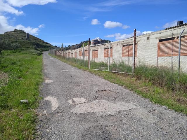 Industrial en venta en Jérica, Castellón, Calle Pre. Vuelta del Rio, 62.000 €, 741 m2
