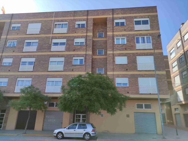 Piso en venta en Almansa, Albacete, Calle Blasco Ibañez, 99.000 €, 3 habitaciones, 2 baños, 116 m2