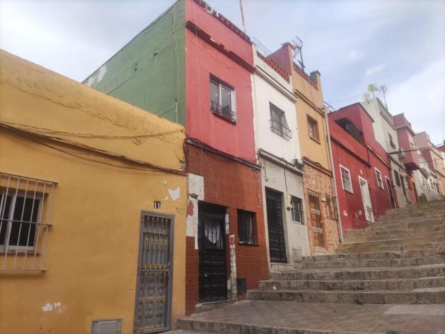 Casa en venta en Cobre, Algeciras, Cádiz, Calle Lerida, 69.000 €, 2 habitaciones, 1 baño, 77 m2