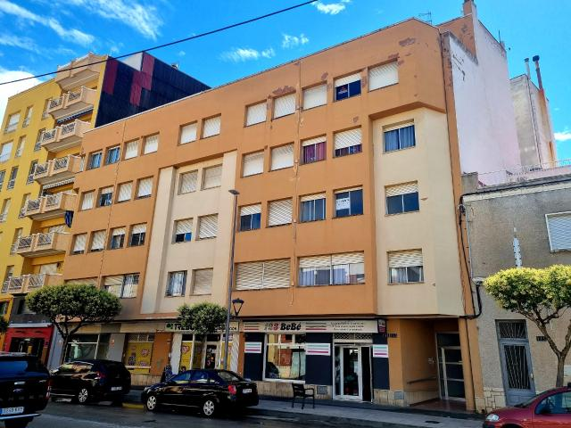 Piso en venta en Mas de Miralles, Amposta, Tarragona, Avenida Rapita, 62.000 €, 1 habitación, 1 baño, 114 m2