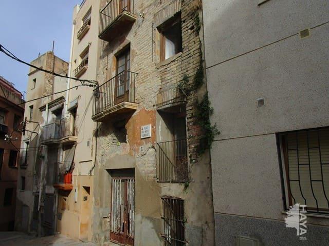 Casa en venta en Casa en Tortosa, Tarragona, 47.700 €, 3 habitaciones, 1 baño, 152 m2