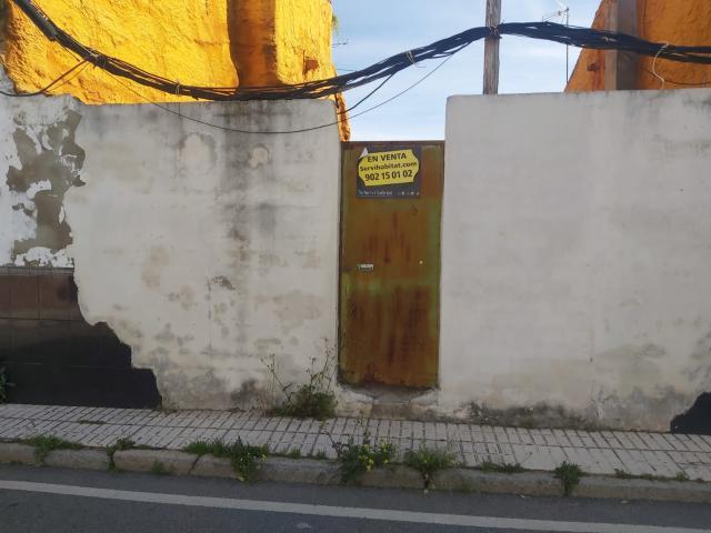 Suelo en venta en Alanís, Alanís, Sevilla, Calle Triana, 40.000 €, 137 m2