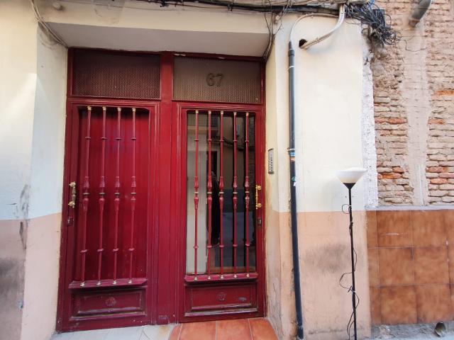 Piso en venta en San Pablo, Zaragoza, Zaragoza, Calle Basilio Boggiero, 84.900 €, 2 habitaciones, 1 baño, 132 m2