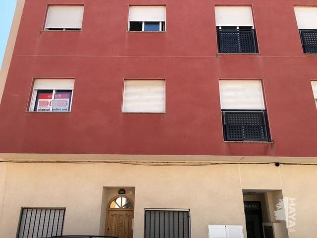 Piso en venta en Pozo Aledo, San Javier, Murcia, Calle 1 de Mayo, 70.300 €, 2 habitaciones, 1 baño, 73 m2