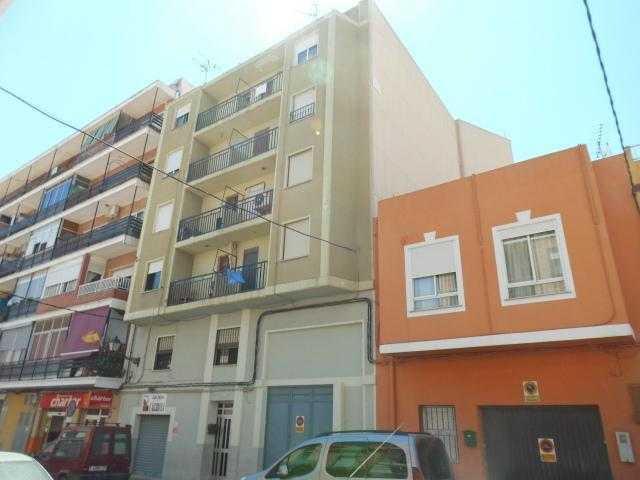 Piso en venta en Favara, Favara, Valencia, Calle Sant Antoni, 44.094 €, 3 habitaciones, 1 baño, 94 m2