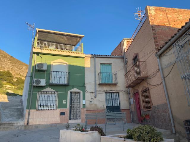 Casa en venta en Jódar, Jaén, Calle Vista Alegre, 41.000 €, 2 habitaciones, 1 baño, 96 m2