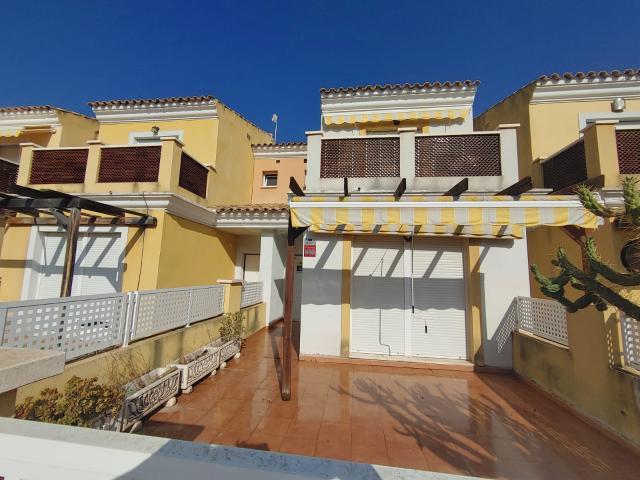 Casa en venta en Alcalà de Xivert, Castellón, Urbanización Complejo Residencial Bellamar, 125.000 €, 113 m2