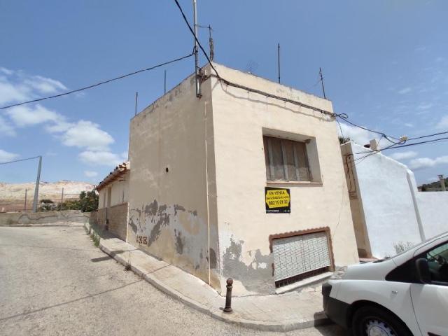 Casa en venta en Algueña, Alicante, Calle Cuevas, 52.000 €, 174 m2