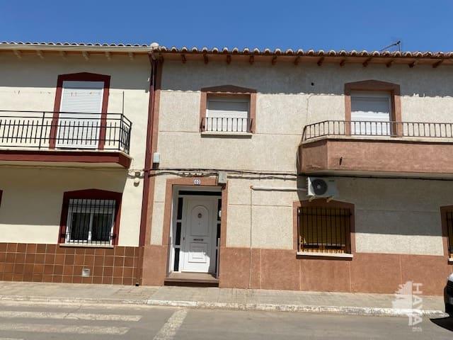 Piso en venta en Pozuelo de Calatrava, Ciudad Real, Plaza del Navajo, 50.900 €, 3 habitaciones, 2 baños, 141 m2