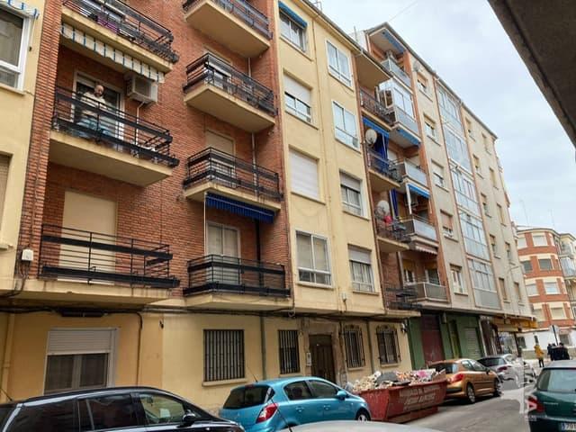 Piso en venta en Albacete, Albacete, Calle Blasco de Garay, 97.615 €, 3 habitaciones, 2 baños, 107 m2