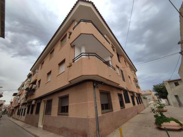 Piso en venta en Piso en Alguazas, Murcia, 50.313 €, 106 m2