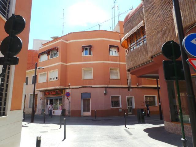 Piso en venta en La Borinquen, San Vicente del Raspeig/sant Vicent del Raspeig, Alicante, Calle San Jose, 57.800 €, 3 habitaciones, 2 baños, 79 m2