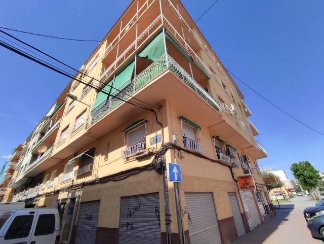 Piso en venta en Piso en Murcia, Murcia, 55.000 €, 3 habitaciones, 1 baño, 87 m2