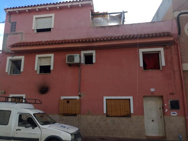 Casa en venta en Alginet, Valencia, Calle Cid Campeador, 40.166 €, 2 habitaciones, 1 baño, 92 m2