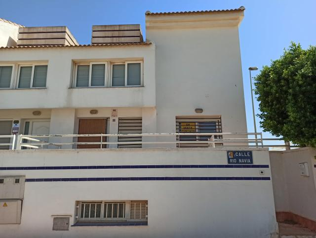 Casa en venta en Los Meroños, Torre-pacheco, Murcia, Calle Rio Navia, 119.000 €, 3 habitaciones, 2 baños, 212 m2