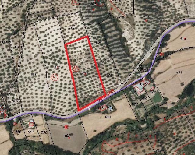 Suelo en venta en Suelo en Algarinejo, Granada, 36.000 €, 15880 m2