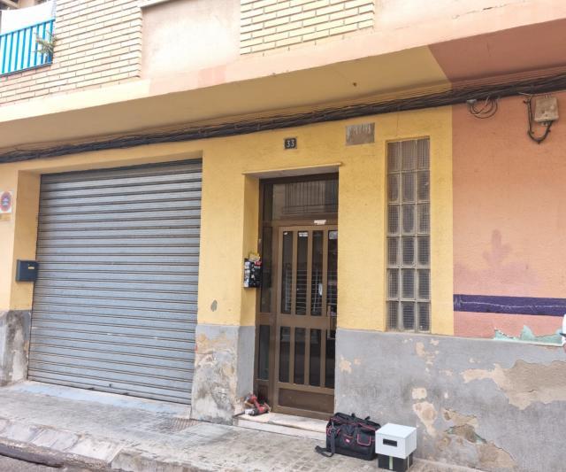 Piso en venta en Piso en Alfafar, Valencia, 47.052 €, 2 habitaciones, 1 baño, 79 m2