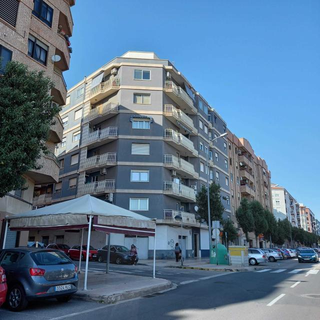 Piso en venta en Virgen de Gracia, Vila-real, Castellón, Avenida França, 75.300 €, 4 habitaciones, 2 baños, 130 m2