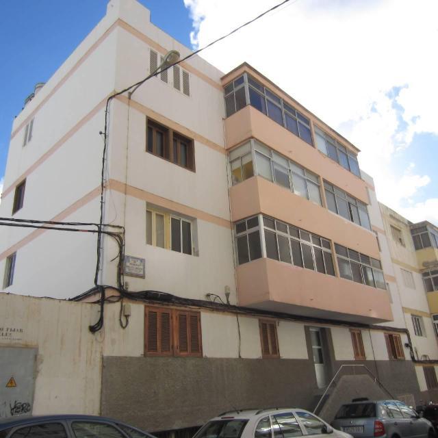 Piso en venta en San Cristóbal, la Palmas de Gran Canaria, Las Palmas, Calle Francisco Inglott Artiles, 50.000 €, 3 habitaciones, 1 baño, 75 m2