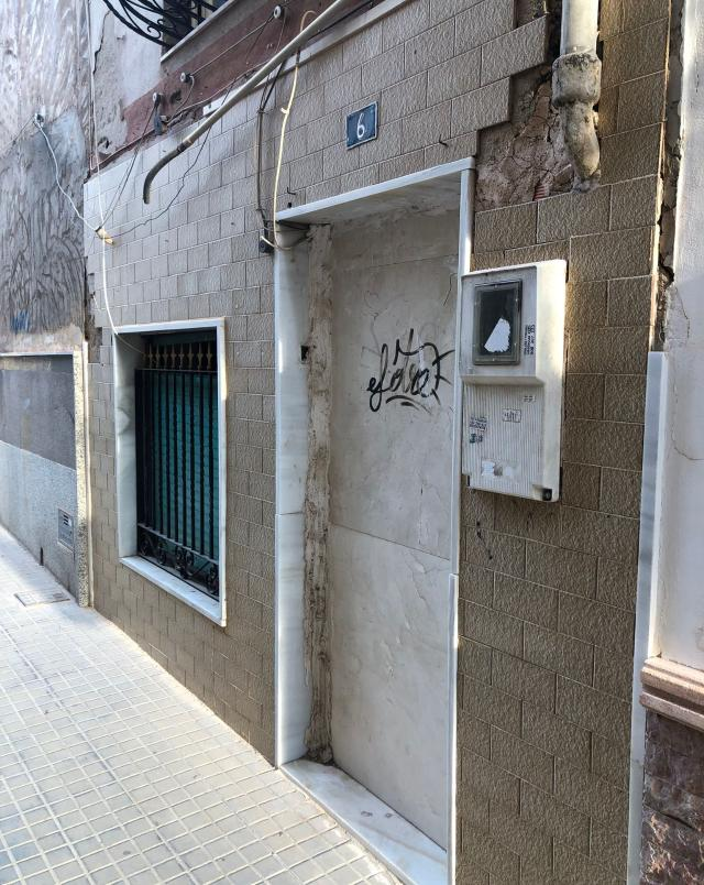 Casa en venta en Novelda, Novelda, Alicante, Calle Bailen, 49.000 €, 2 habitaciones, 1 baño, 102 m2
