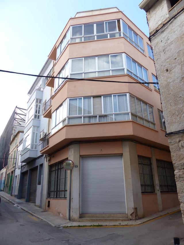 Piso en venta en Crist Rei, Inca, Baleares, Calle Des Jardi, 106.900 €, 4 habitaciones, 1 baño, 147 m2