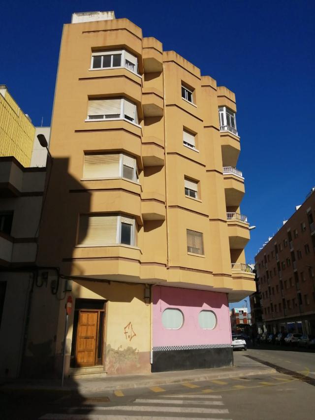 Piso en venta en Amposta, Tarragona, Calle Burgos, 35.600 €, 4 habitaciones, 1 baño, 94 m2