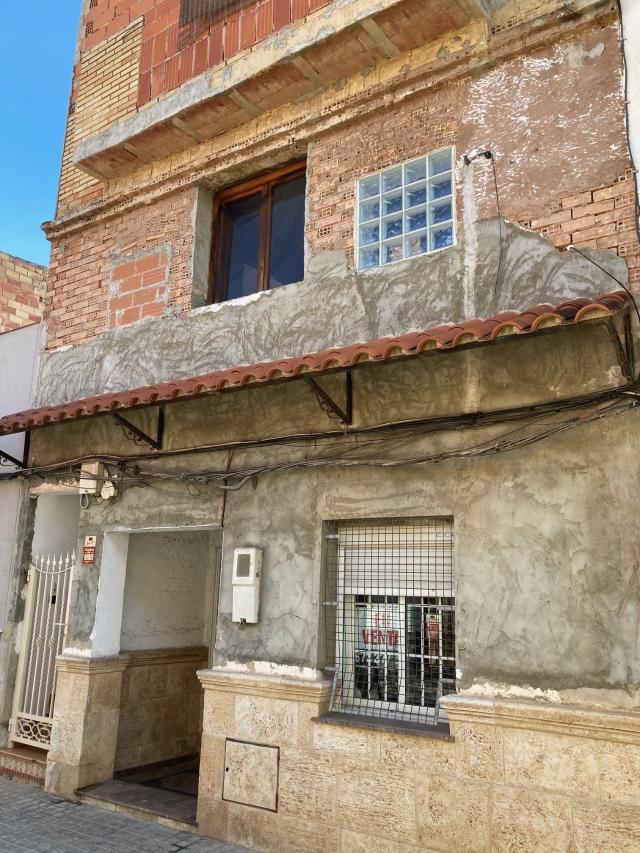 Piso en venta en Aldaia, Valencia, Calle Padre Salvador, 50.000 €, 1 habitación, 1 baño, 55 m2