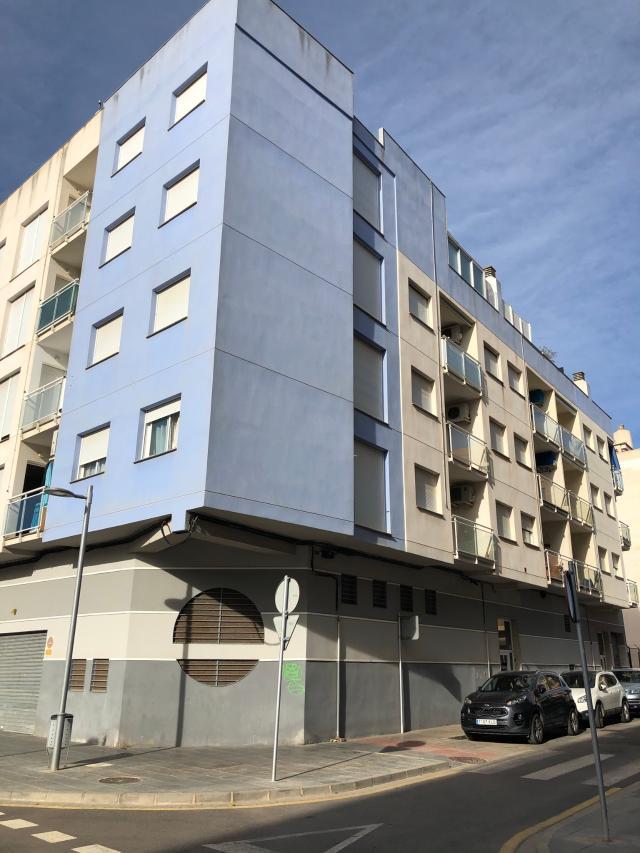 Piso en venta en Benicarló, Castellón, Calle Grau Del, 78.700 €, 3 habitaciones, 2 baños, 100 m2