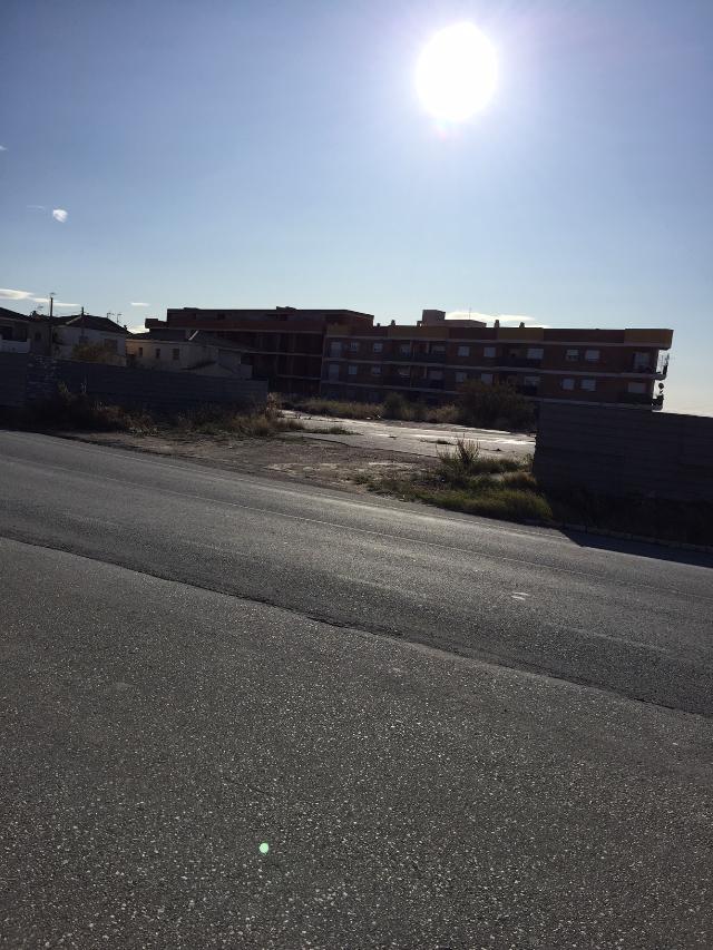 Suelo en venta en Fortuna, Murcia, Avenida Vicente Medina, 254.000 €, 1802 m2