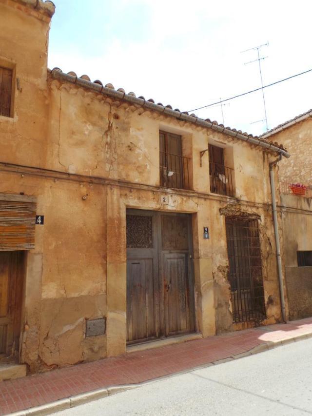 Casa en venta en Monóvar/monòver, Alicante, Calle Cenia, 45.500 €, 3 habitaciones, 1 baño, 188 m2