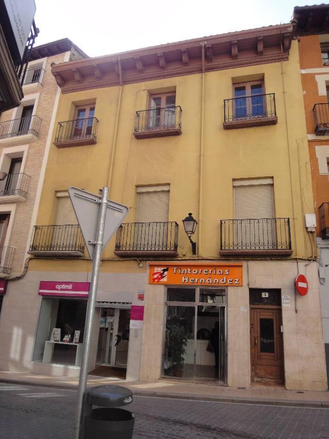 Piso en venta en Barrio de Santo Domingo Y San Martín, Huesca, Huesca, Calle Lanuza 4, 97.400 €, 1 habitación, 1 baño, 85 m2