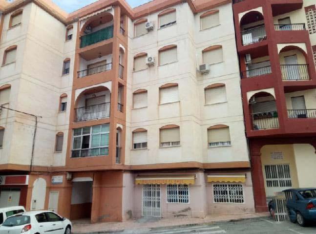 Piso en venta en Macael, Macael, Almería, Avenida Almería, 49.000 €, 3 habitaciones, 2 baños, 122 m2