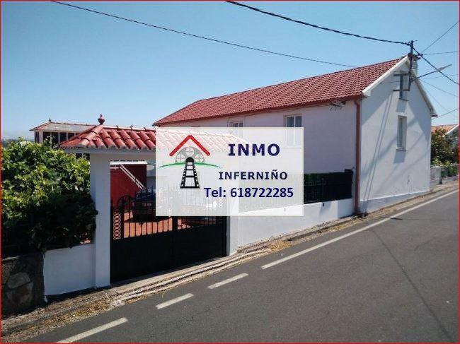 Casa en venta en Casa en Valdoviño, A Coruña, 115.000 €, 4 habitaciones, 1 baño, 102 m2