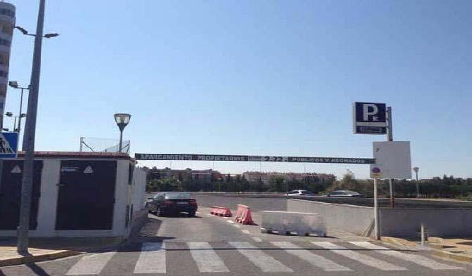 Parking en venta en Parking en Sevilla, Sevilla, 5.520 €, 28 m2, Garaje