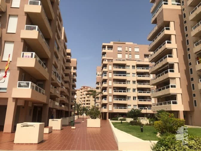 Piso en venta en La Manga del Mar Menor, San Javier, Murcia, Calle Complejo Residencial Punta Carmoran, 78.400 €, 1 habitación, 1 baño, 67 m2