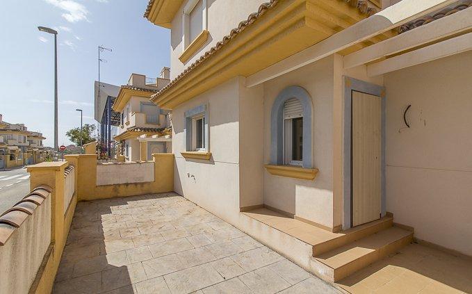 Casa en venta en Casa en Murcia, Murcia, 72.600 €, 3 habitaciones, 2 baños, 124 m2