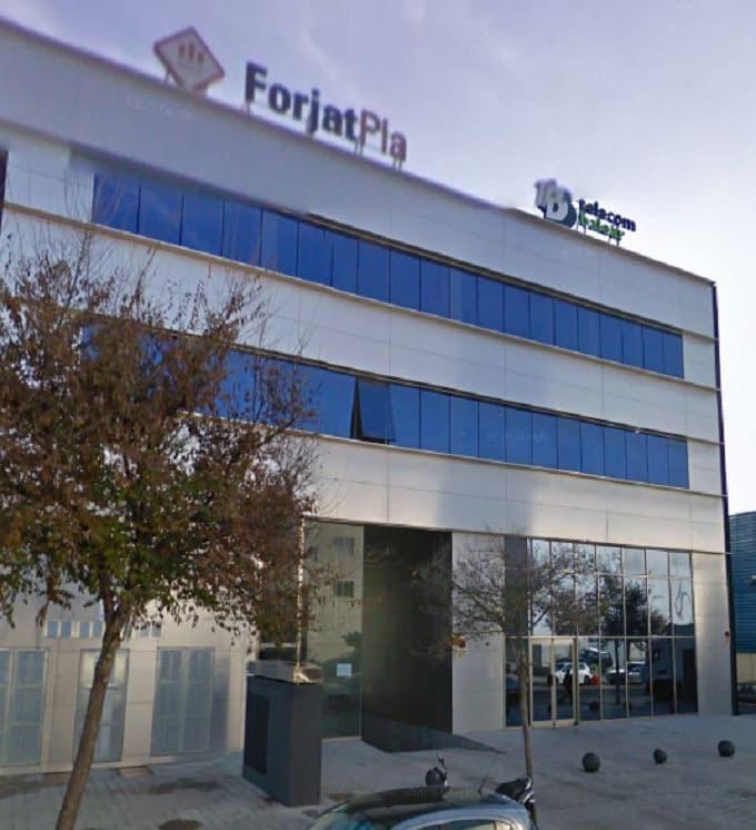 Oficina en venta en Amanecer, Palma de Mallorca, Baleares, Calle Gremi de Passamaners, 77.500 €, 111 m2