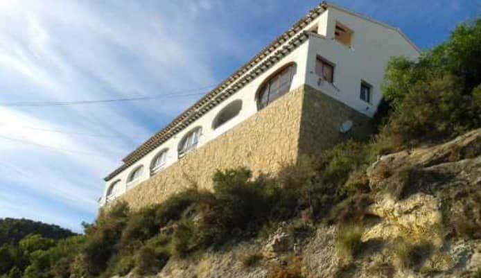 Piso en venta en Fanadix, Benissa, Alicante, Calle El Llobarro, 64.400 €, 1 habitación, 1 baño, 46 m2