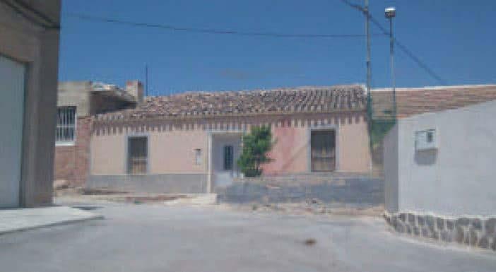 Casa en venta en Fuente Álamo de Murcia, Murcia, Calle la Loma, 52.800 €, 3 habitaciones, 1 baño, 117 m2
