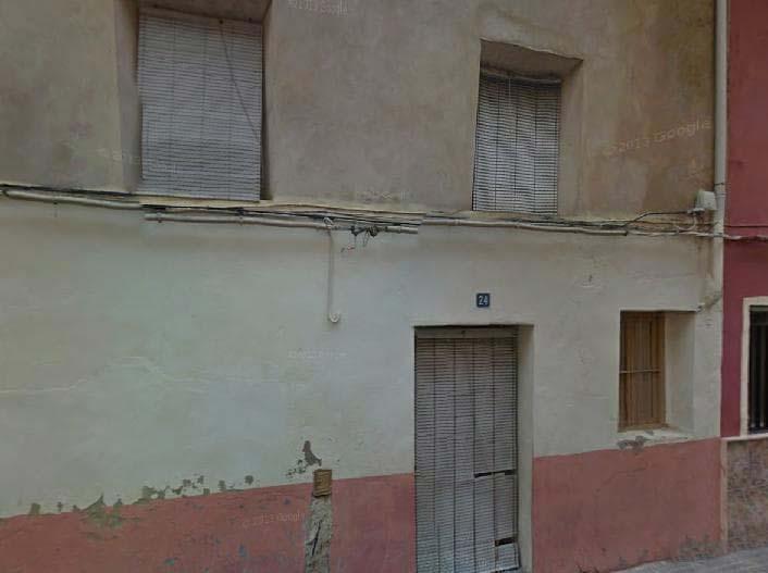 Casa en venta en Cogullada, Carcaixent, Valencia, Calle de Santa Rita, 73.000 €, 2 habitaciones, 1 baño, 177 m2