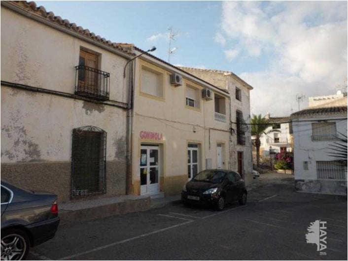 Piso en venta en La Alfoquia, Zurgena, Almería, Plaza de los Cinco Mártires, 54.600 €, 2 habitaciones, 1 baño, 76 m2