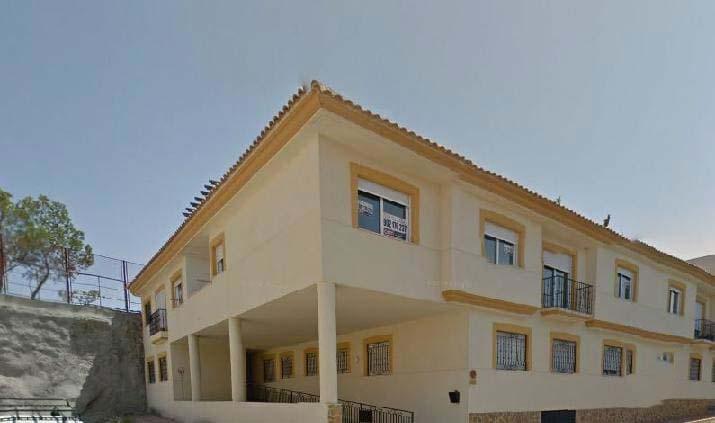 Piso en venta en Algaida, Archena, Murcia, Calle Aguilas, 91.400 €, 4 habitaciones, 1 baño, 132 m2
